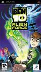 Ben 10 - Alien Force, PSP-peli