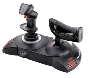 Thrustmaster T.Flight Hotas X, PC/PS3-ohjain