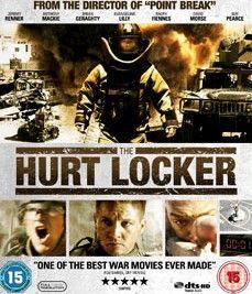 The Hurt Locker (Blu-ray), elokuva