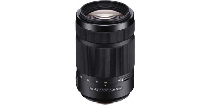 Sony DT 55-300 mm F4.5-5.6 (SAL-55300), objektiivi