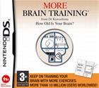 More Brain Training from Dr Kawashima: How Old Is Your Brain?, Nintendo DS -peli