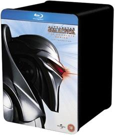 Battlestar Galactica: The complete series (Blu-ray) (20-disc), TV-sarja