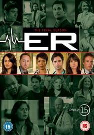 Teho-osasto (ER): kausi 15, TV-sarja