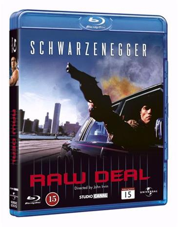 Raw Deal (Blu-ray), elokuva