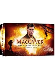 MacGyver: Complete Series - kaudet 1-7, TV-sarja