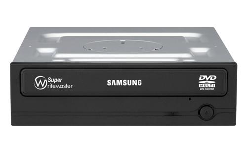 Samsung SH-224BB (SATA), kirjoittava DVD-asema