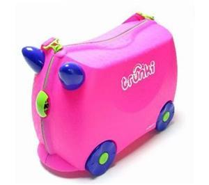 Trunki, lasten matkalaukku