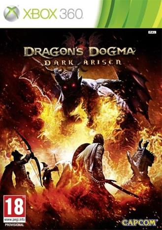 Dragon's Dogma Dark Arisen, Xbox 360 -peli