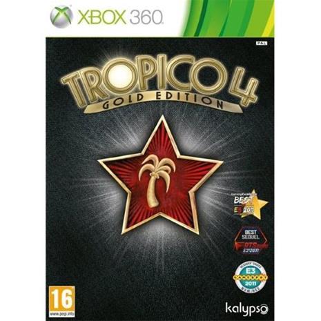 Tropico 4: Gold Edition, PC-peli