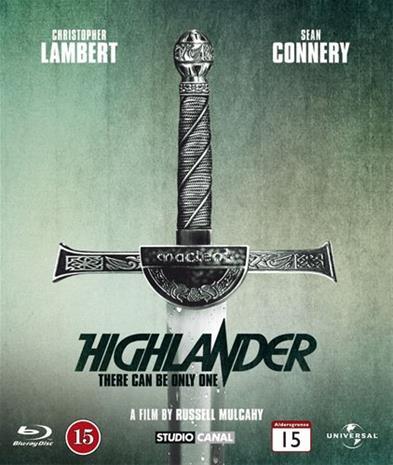 Highlander (Blu-ray), elokuva