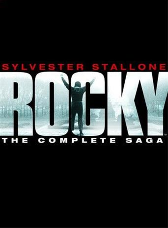 Rocky - Complete Saga (6-disc), elokuva