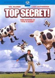 Huippusalaista (Top Secret!), elokuva