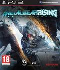 Metal Gear Rising: Revengeance, PS3-peli