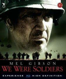 Olimme sotilaita (We Were Soldiers, Blu-ray), elokuva