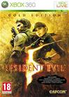 Resident Evil 5 Gold Edition, Xbox 360 -peli