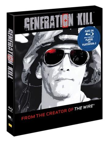 Generation Kill - Complete Series (Blu-ray), TV-sarja