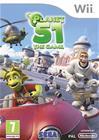 Planet 51, Nintendo Wii -peli