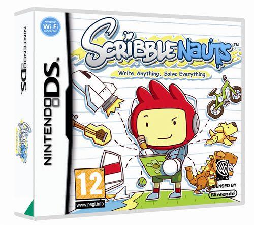 Scribblenauts, Nintendo DS -peli