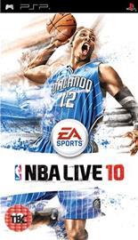 NBA Live 10, PSP-peli