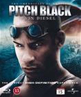 Pimeän Uhka (Pitch Black, Blu-ray), elokuva