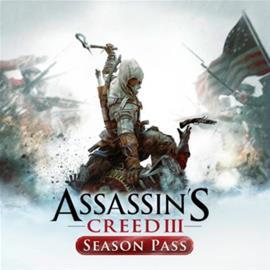 Assassin's Creed 3 - Season Pass, PC-peli