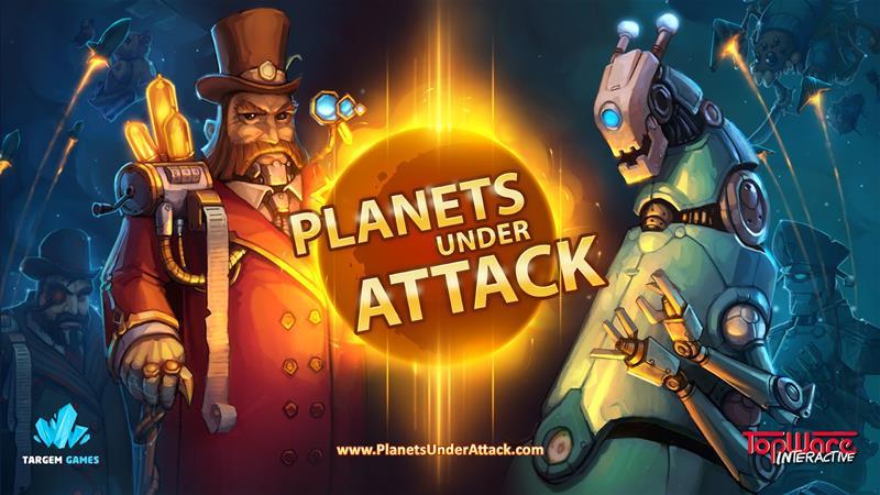Planets Under Attack, PC-peli