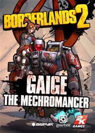 Borderlands 2: Mechromancer Pack (lisäosa), Mac -peli