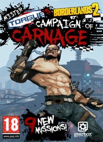 Borderlands 2: Mr Torgue's Campaign of Carnage (lisäosa), PC-peli