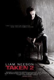 Taken 2 (Blu-Ray), elokuva