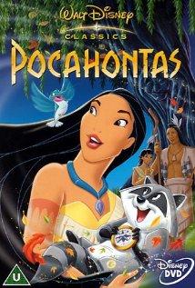 Pocahontas (Blu-Ray), elokuva