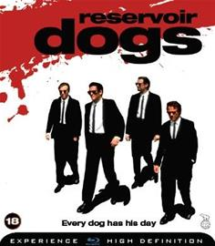 Reservoir Dogs (Blu-ray), elokuva