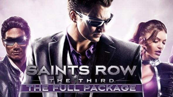 Saints Row: The Third - the Full Package, Xbox 360 -peli