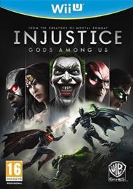 Injustice: Gods Among Us, Nintendo Wii U -peli