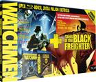 Watchmen + Tales of the Black Freighter (3-disc Blu-ray), elokuva