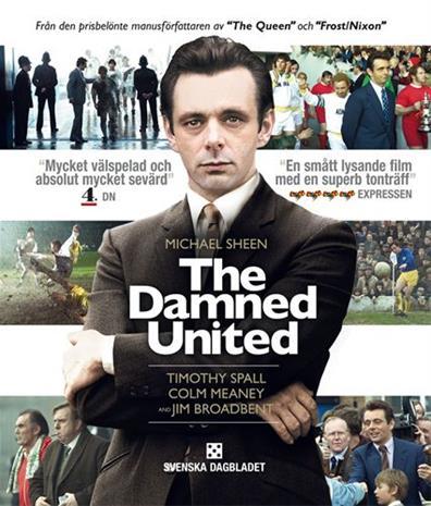 The Damned United (Blu-ray), elokuva