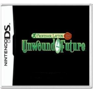 Professor Layton and the Unwound Future, Nintendo DS -peli