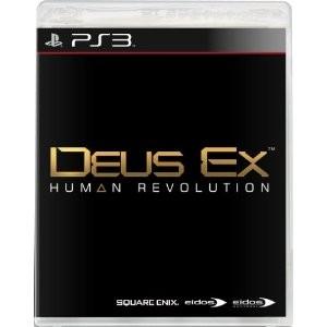 Deus Ex: Human Revolution, PS3-peli