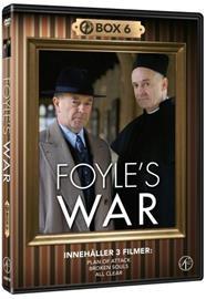 Foylen sota (Foyle's War): Kausi 6, TV-sarja