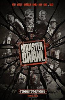 Monster Brawl, elokuva