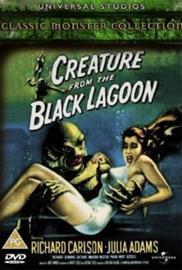Creature From The Black Lagoon (Blu-Ray), elokuva