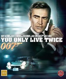 James Bond 007: Elät vain kahdesti (You Live Only Twice, Blu-Ray), elokuva