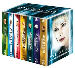 Näkijä (Medium): Complete Series (kaudet 1-7), TV-sarja