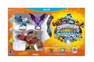 Skylanders Giants Starter Pack, Nintendo Wii U -peli