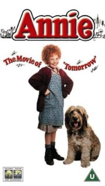 Annie (Blu-Ray), elokuva