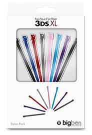 Nintendo 3DS XL, stylus -paketti