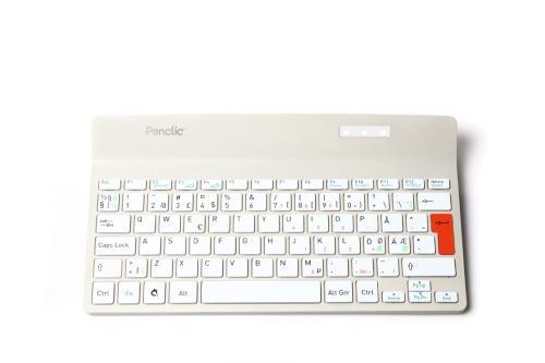 Penclic Mini Keyboard K2, näppäimistö