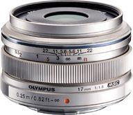 Olympus M.Zuiko Digital ED 17mm f/1.8, objektiivi