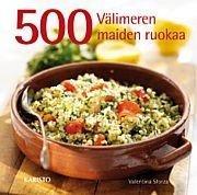 500 välimeren maiden ruokaa (Valentina Sforza), kirja