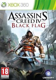 Assassin's Creed IV (4): Black Flag, Xbox 360 -peli
