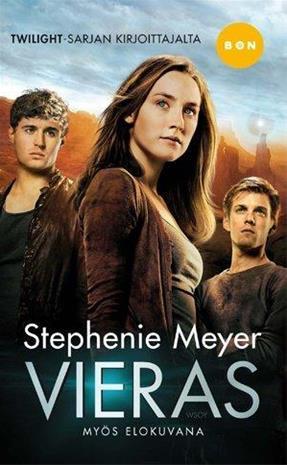 Vieras (Meyer Stephenie), kirja